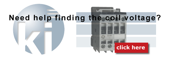 Ge Cl01a310t 25 Amp 3 Pole Contactor Kent Industries